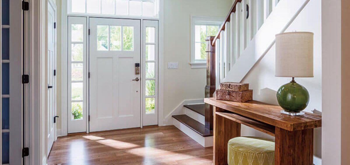 fiberglass vs steel doors