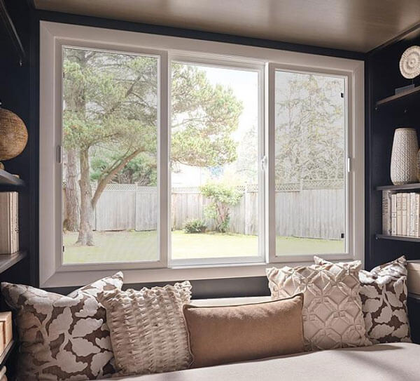 Fiberglass window frames