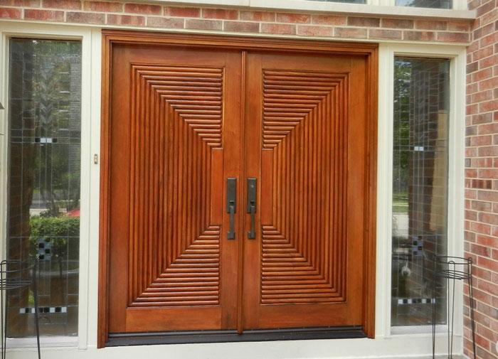 wood-exterior-door
