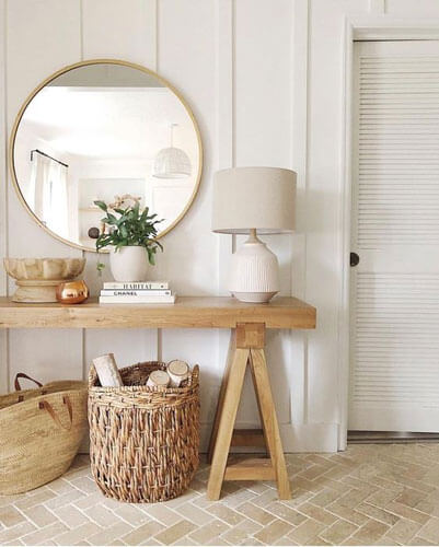 How To Pick The Right Size Mirror, What Size Mirror Over A 48 Inch Vanity