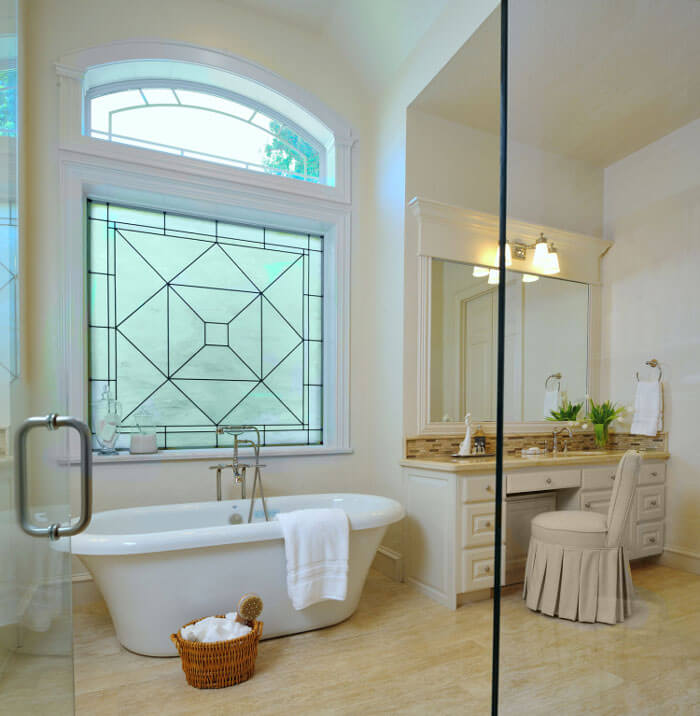 6 Types Of Bathroom Windows To Choose From Antique Glass Ltd