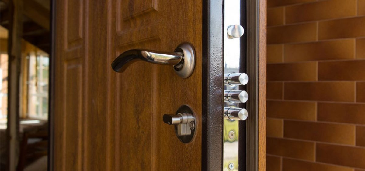 best doors for security