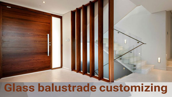 This image has an empty alt attribute; its file name is glass-balustrade-customize.jpg