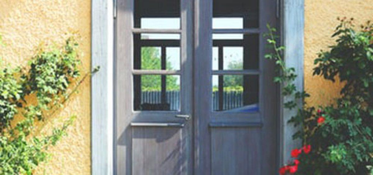 pre-hung vs. slab doors