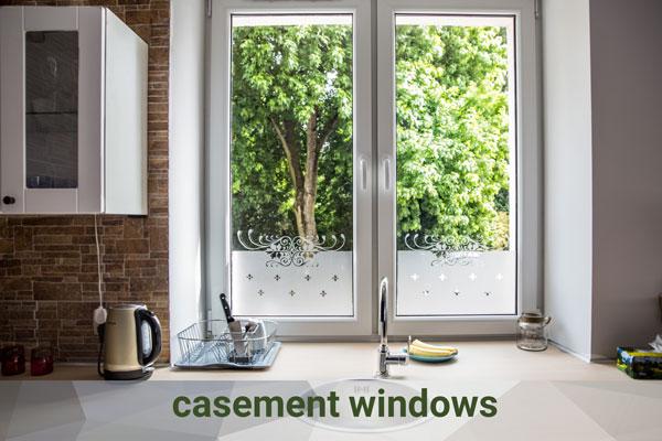 casement kitchen windows