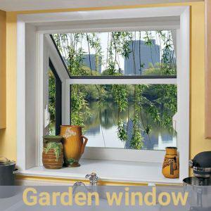 Garden kitchen windows